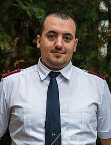 Lieutenant Nicu Dumitru