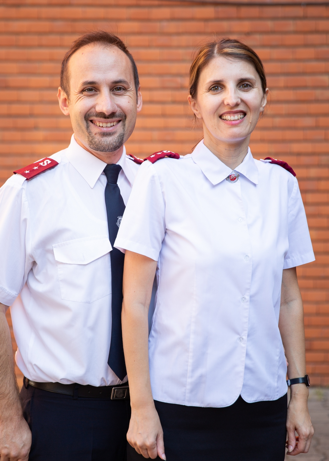 Captains Ionuț & Roxy Sandu